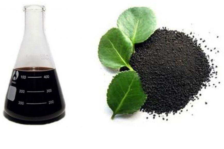 اسید هیومیک برای گیاهان