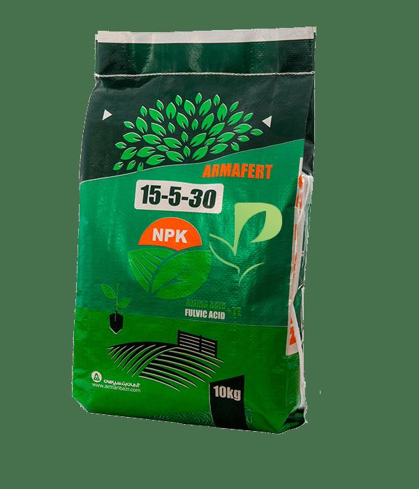 خرید کود کامل NPK-15-5-30