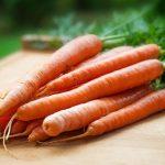 خوش رنگ شدن هویج
